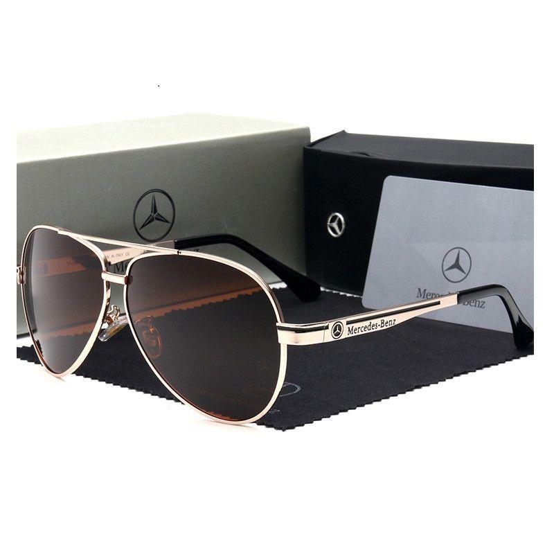 31e2b9fe3a Sunglasses Men Polarized Luxury Brand Design Driving Sun Glasses For Male  Outdoor Aviator Hot Oculos De