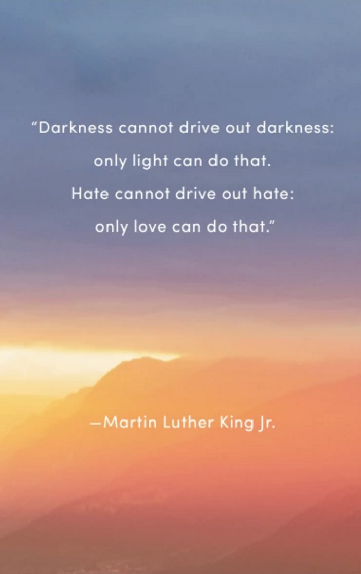 10 Uplifting Quotes About Finding Peace, Even In The Wake Of Tragedy