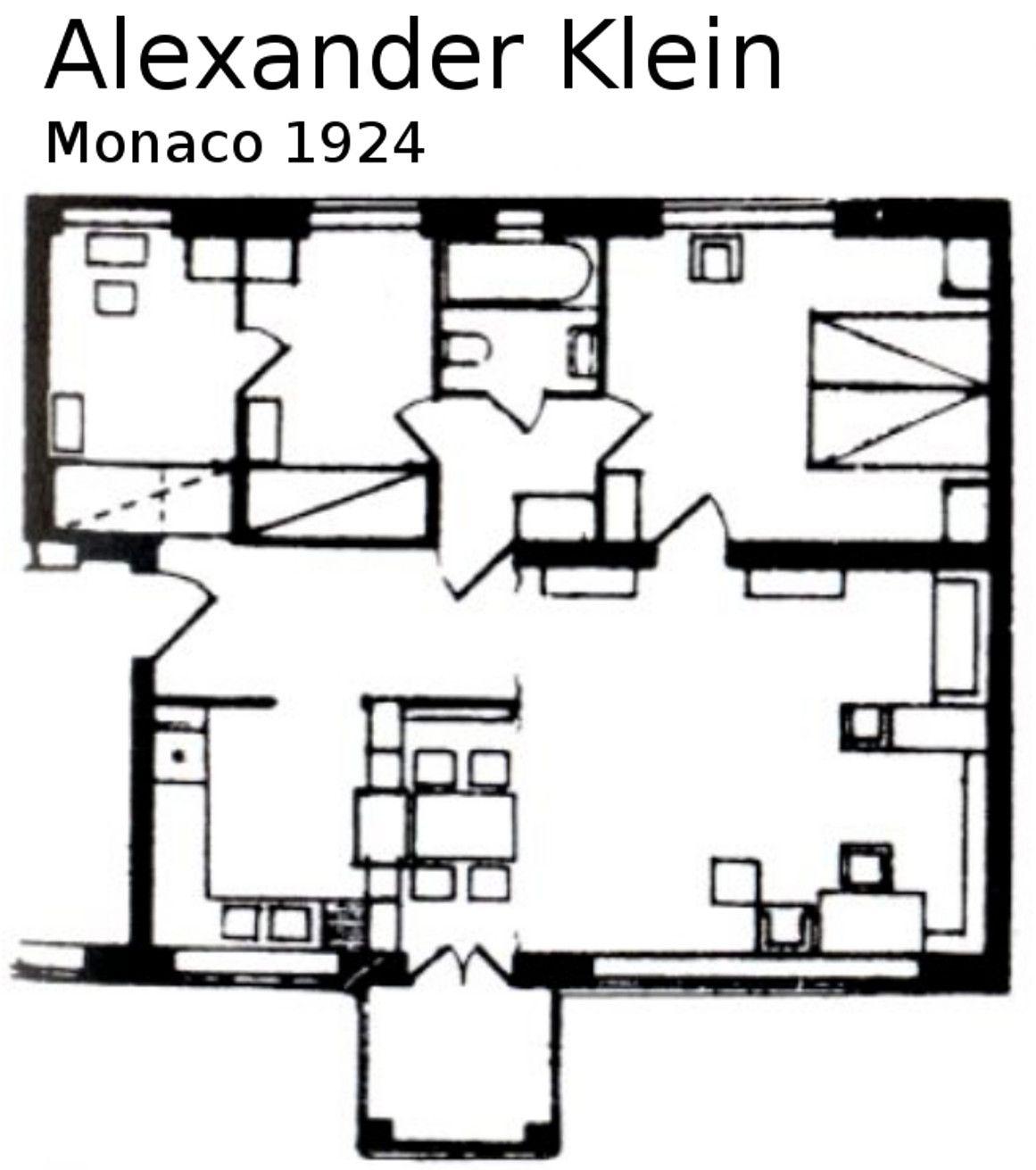 Alexander Klein - esposizione Und TechniK Monaco 1923 ...