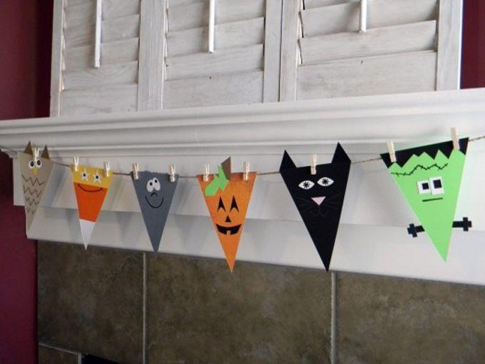 Cinq Idées Bricolages Faciles Pour L'Halloween | Véronique