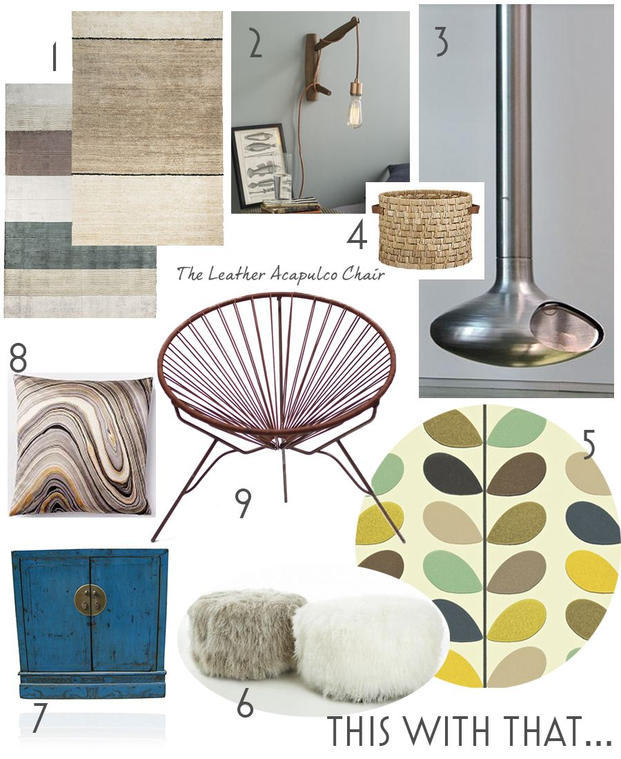 This with that: Lael O'Brien Designs | Gallant and Jones / León León