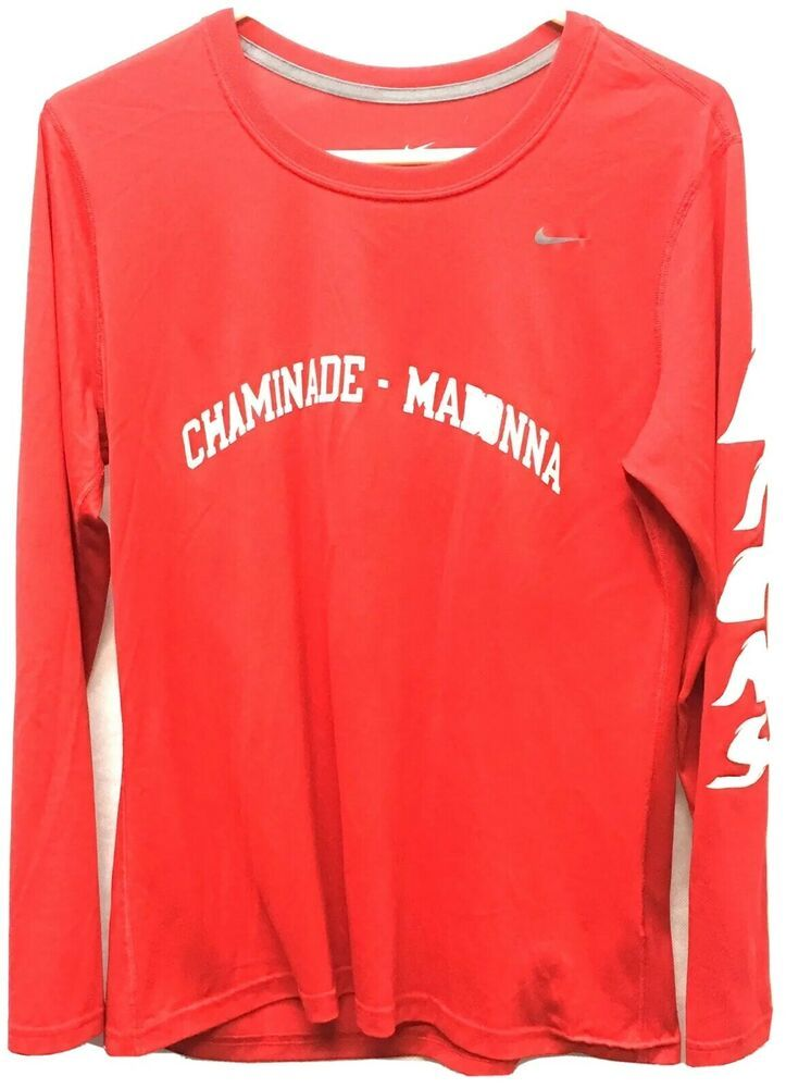 Nike chaminademadonna mens lions large red activewear top
