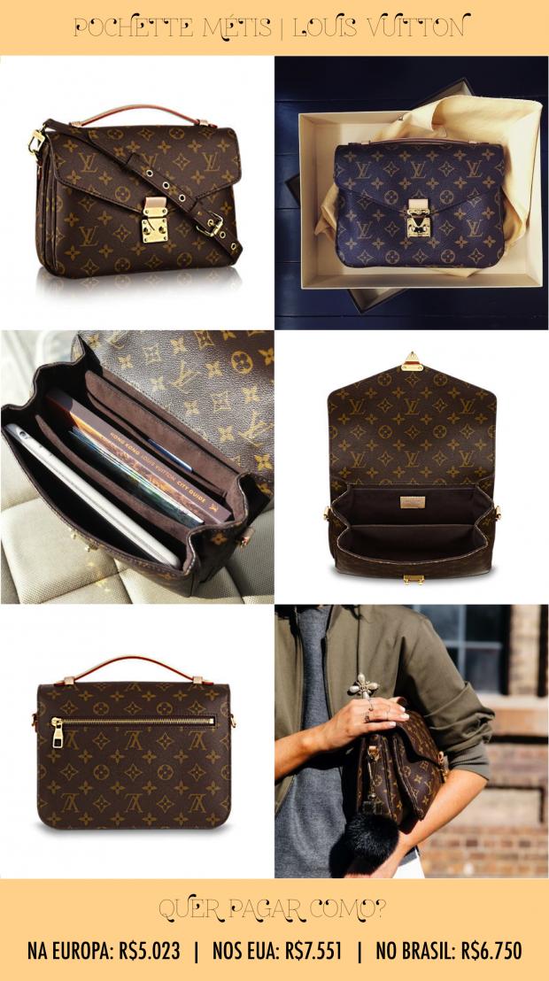 e886df729 BOLSA DESEJO: MÉTIS, DA LOUIS VUITTON | Bags, luggage, and purses ...