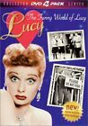 LUCILLE BALL - Funny World Of Lucy 4-pack: Lucille Ball (4 DVD) - Black  #Movies #lucilleball