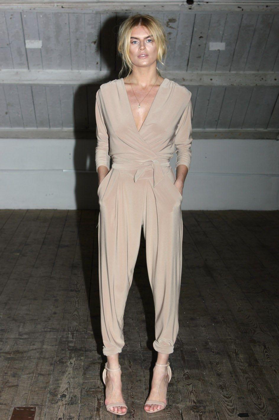 90af3bd117c Jodie Jumpsuit Camel - Never Fully Dressed
