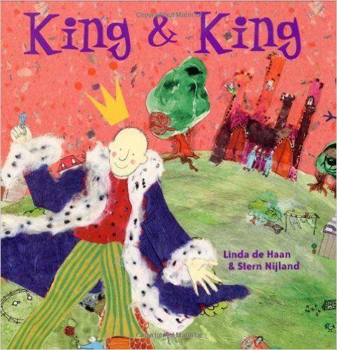 King and King: Amazon.co.uk: Linda De Haan, Stern Nijland: 9781582460611: Books