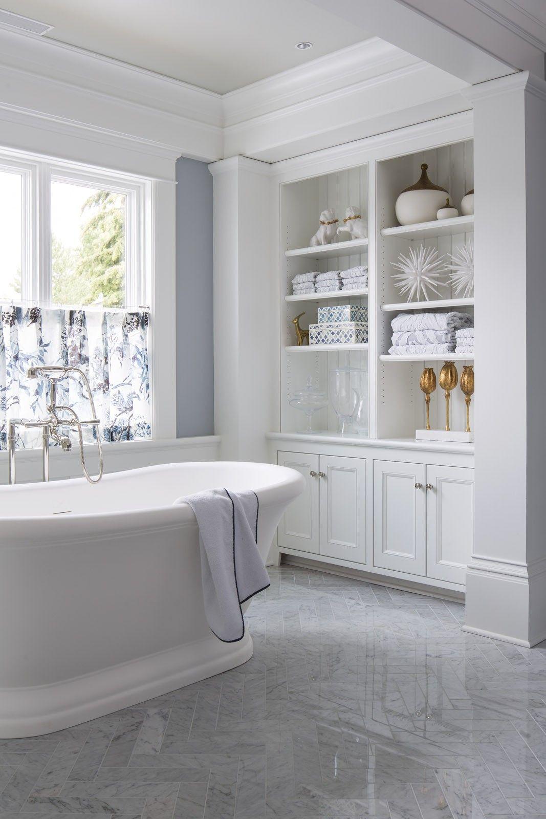 Washington Waters | Martha O\'Hara Interiors | Bathrooms | Pinterest ...