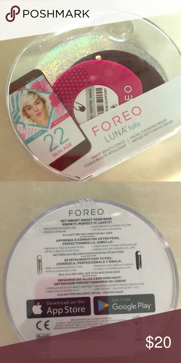 FOREO Luna fofo NIB • Opened to look at but never used