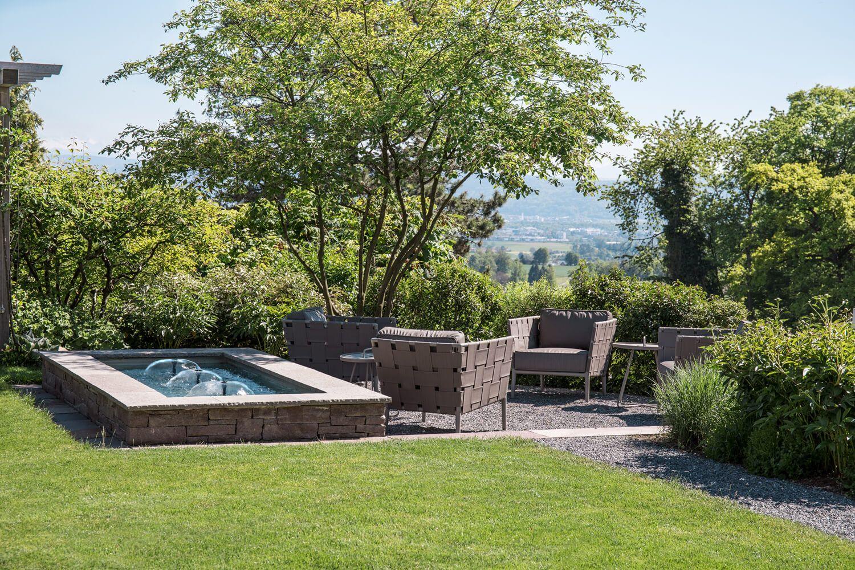 Gartengestaltung Mit Brunnen Parc S Gartengestaltung Foto Claudia Below Brunnen Garten Gartengestaltung Garten