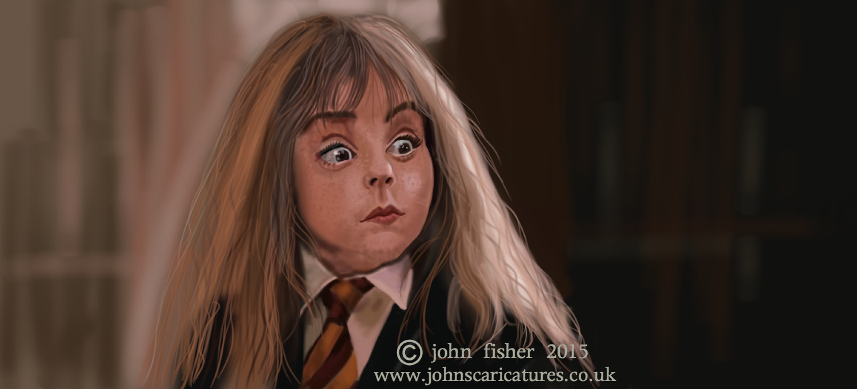 Hermione...