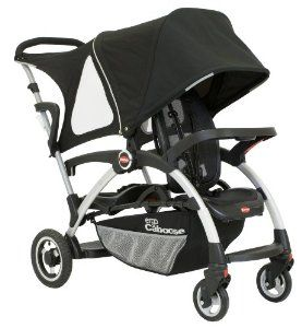 Pusat Jual Stroller Combi - Joovy Ergo Caboose Tandem Stroller ...