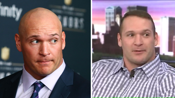 Brian Urlacher undergoes FUE Hair Transplant Surgery for