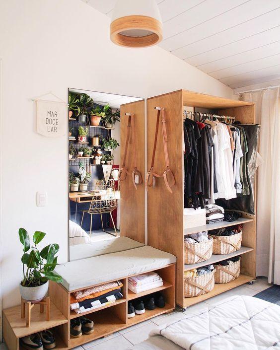 13 Ideas para tener un armario estilo Pinterest con bajo presupuesto