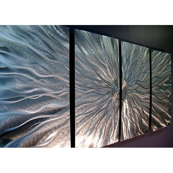 Overstock Com Online Shopping Bedding Furniture Electronics Jewelry Clothing More In 2020 Metal Wall Art Panels 3d Metal Wall Art Modern Metal Wall Art