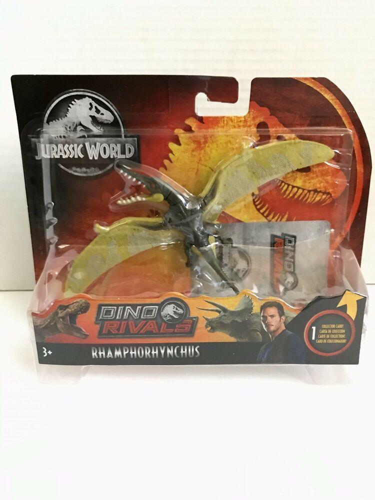 Mattel Jurassic World Rhamphorhynchus Dino Rival Dinosaur Jurassic Park NEW #Mattel #jurassicparkworld Mattel Jurassic World Rhamphorhynchus Dino Rival Dinosaur Jurassic Park NEW #Mattel #jurassicparkworld
