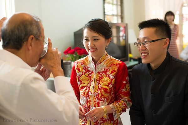 Traditional Chinese Wedding Tea Ceremony In Malaysia Beng Wai Ping Http