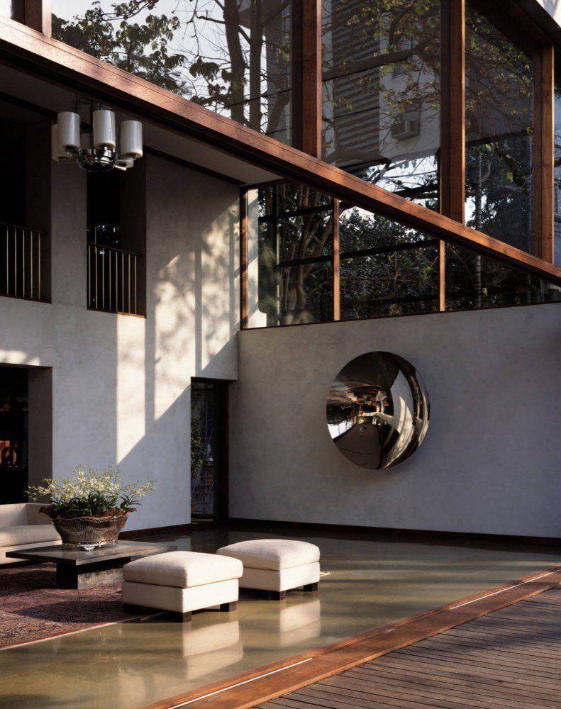Galería de Casa en Pali Hill / Studio Mumbai - 12 | Innen außen und ...