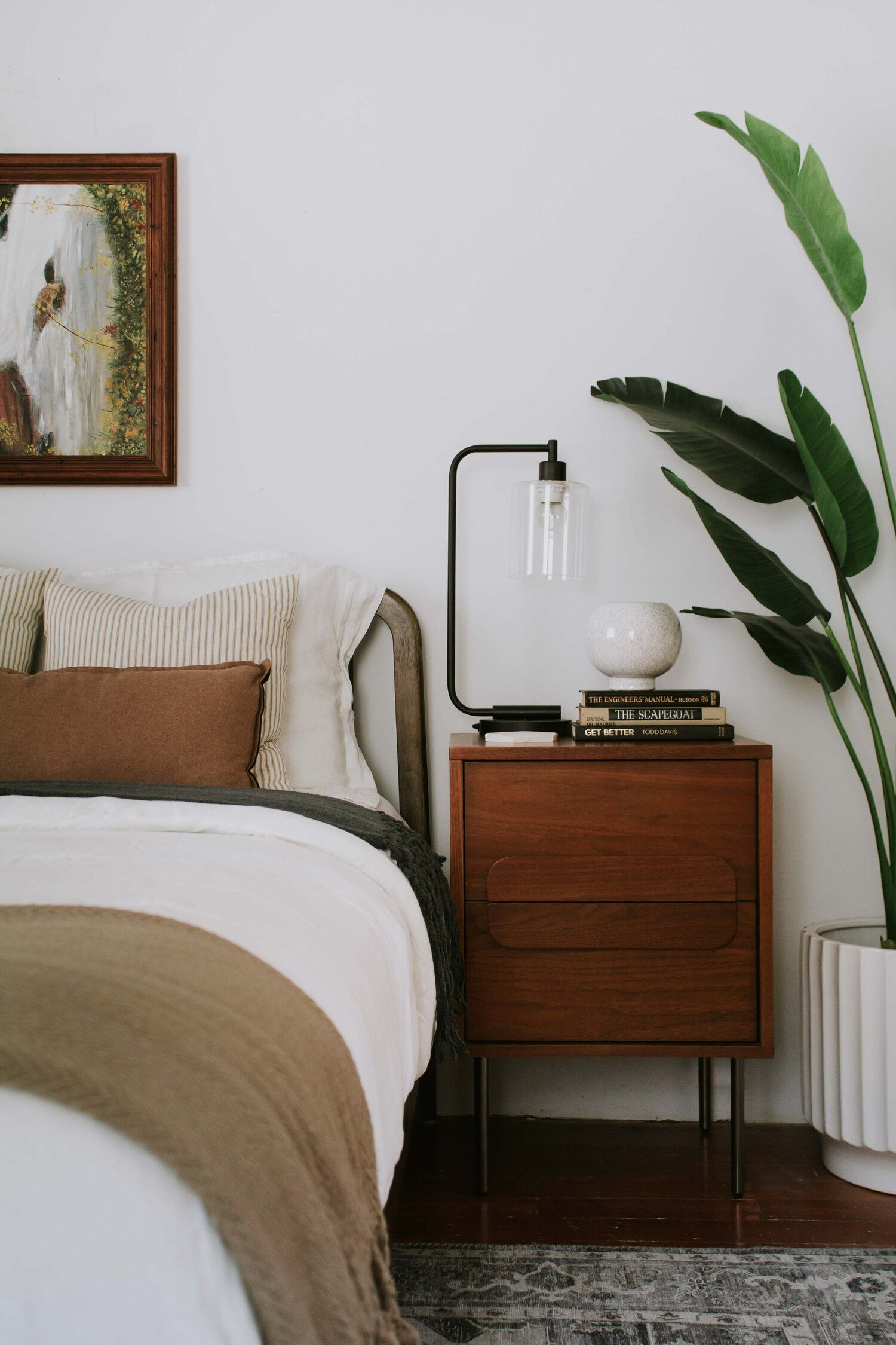 """OUR BEDROOM """"AS IS"""" + 9 SPINDLE BED LOOKALIKES"""