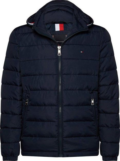 Photo of TOMMY HILFIGER Steppjacke »QUILTED HOODED JACKET« | OTTO