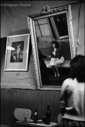 CHILE. Valparaiso. 1963. MAGNUM/Sergio Larrain