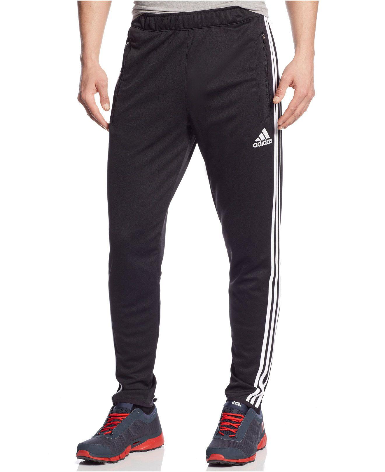 big sale c7cd5 2845c adidas Tiro 13 Training Pants - Active Pants - Men - Macys