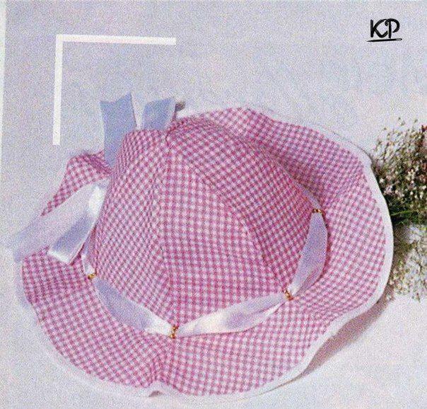 Como hacer sombreros para niños y adultos02