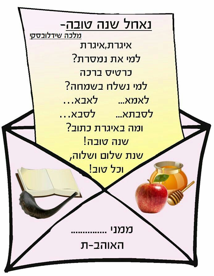 Printable Worksheets rosh hashanah worksheets : Pin by YaffaGuthartz on ראש השנה | Pinterest | Decoupage, Bottle ...