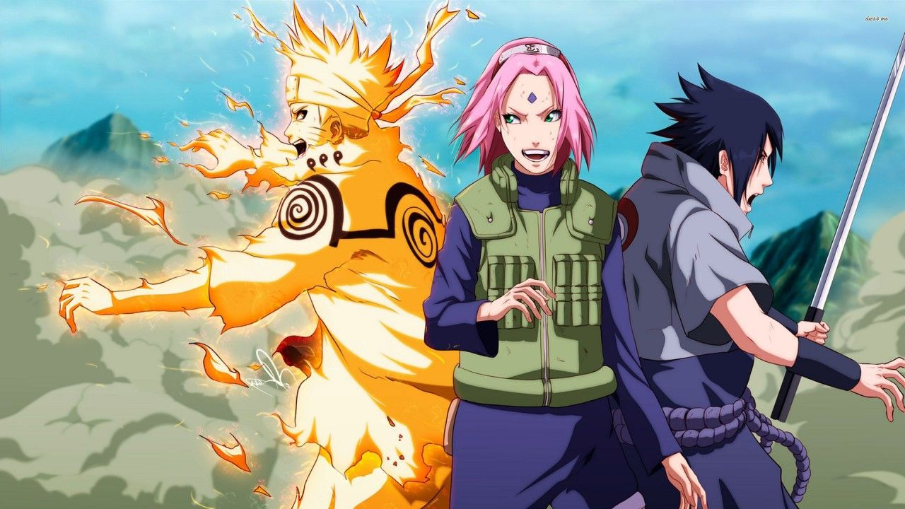 Naruto Need To Be Strong Extended In 2020 Anime Wallpaper Wallpaper Wa Anime Lovers