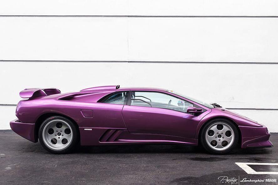 Lamborghini Diablo Se30 Jota Lamborghini Lamborghini