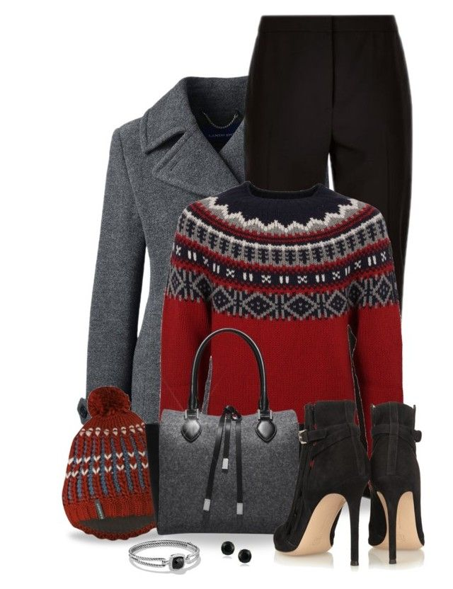 "Fair Isle Sweater"" by snickersmother ❤ liked on Polyvore ..."