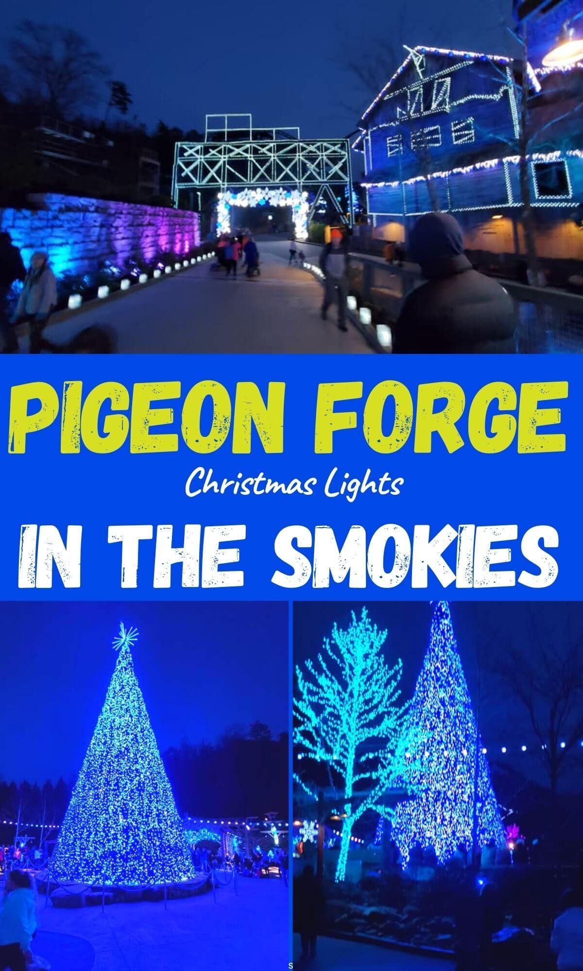 Smoky Mountains Christmas Lights To Brighten Up Your Tennessee Christmas Smoky Mountain Christmas Displays In 2020 Tennessee Christmas Gatlinburg Christmas Smoky Mountain Christmas