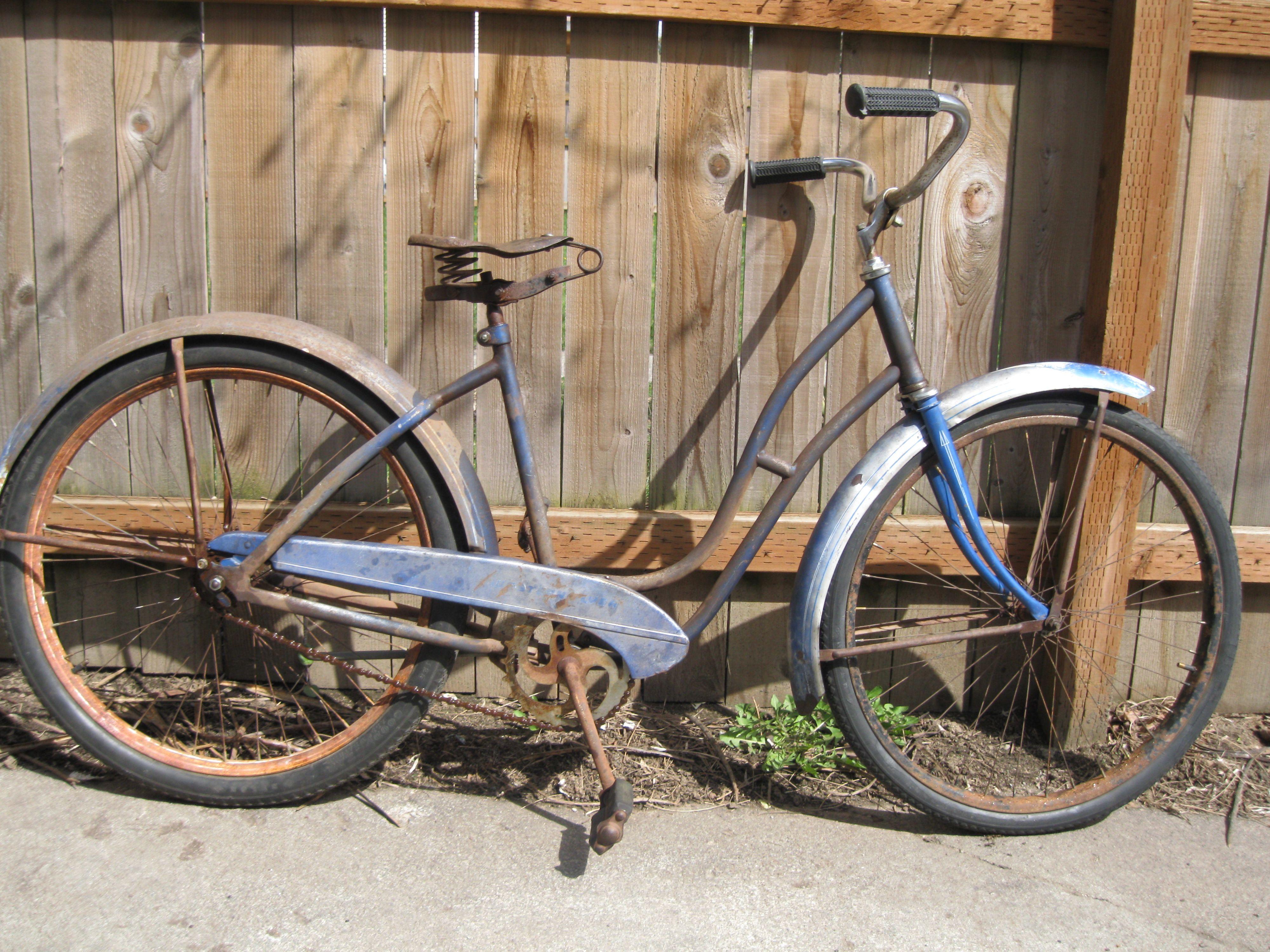 1940 S Western Flyer Vintage Bicycles Vintage Bikes