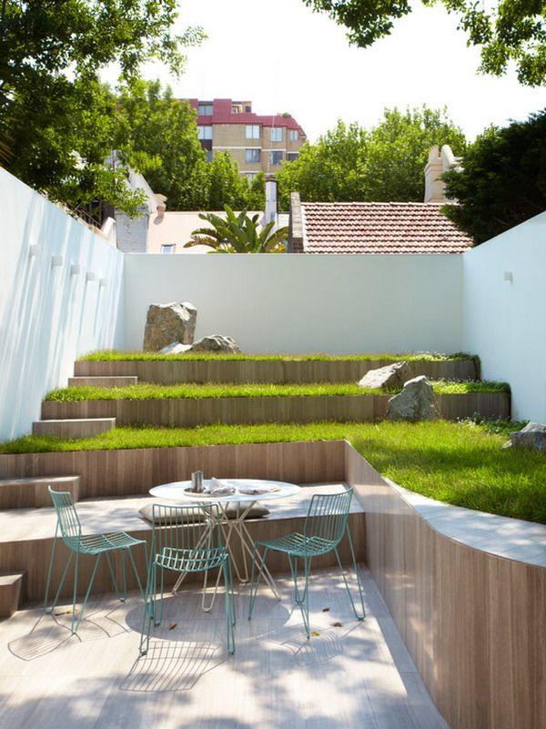 23 Amazing Contemporary Outdoor Design Ideas Cafe tables - outdoor patio design ideen