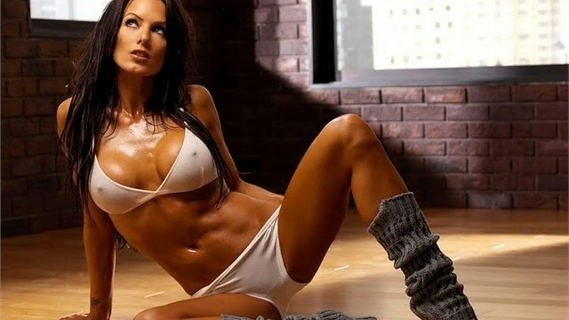 фото фитнес девушки