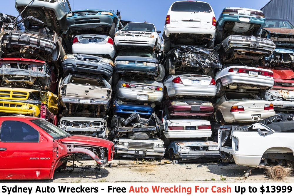 Auto Wreckers Sydney Sydwreck Old Used Cars Scrap Car Used Car Parts