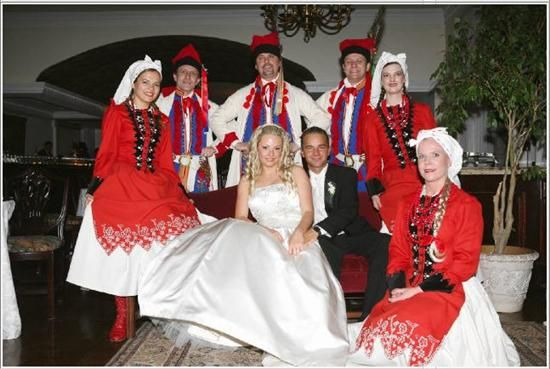 Polish Wedding Traditions Continued American Community Of Toledo