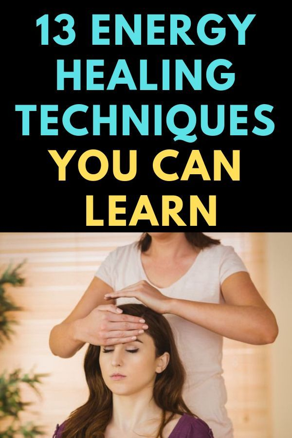 13 Energy Healing Techniques You Can Learn Energetic healing is a method of healing which manipulates the subtle energy systems of the body with the goal of ensuring the physical, mental, and spiritual wellbeing of a person.  Here is a list of 13 energy healing techniques.