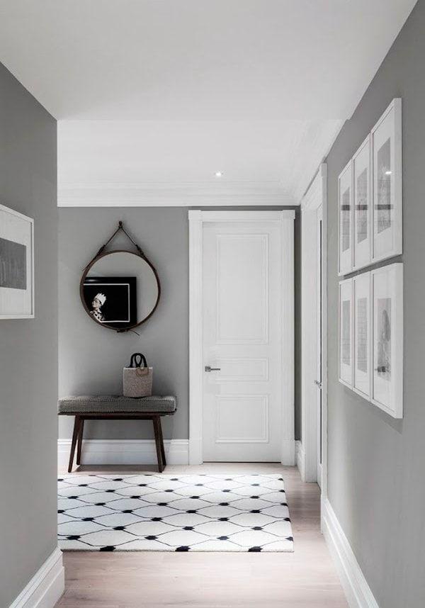 C mo elegir los colores para pintar tu casa pintar casas for Pintura gris para interiores