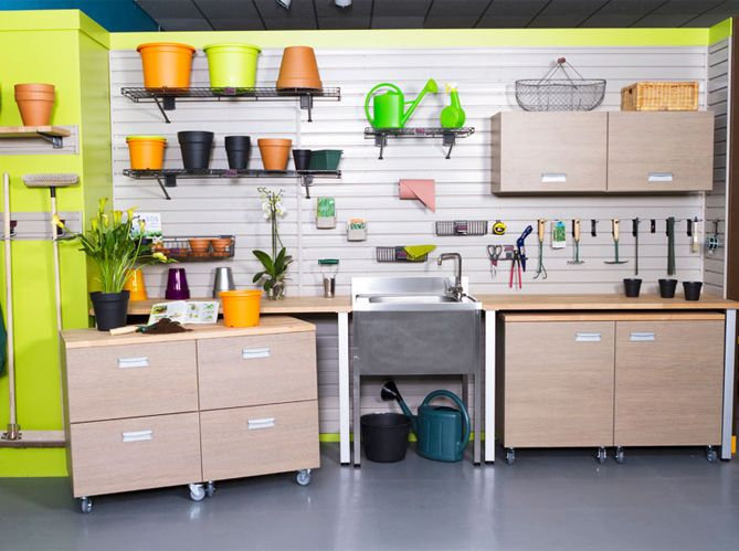 Bien organisé, votre garage peut vous permettre de gagner de la