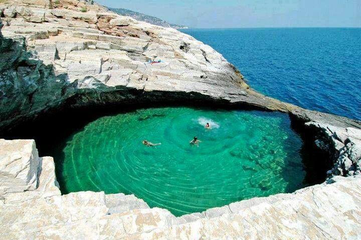 Wild pool