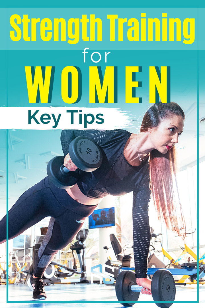 Are you looking for science-based tips on strength training for women? No need to look any further....