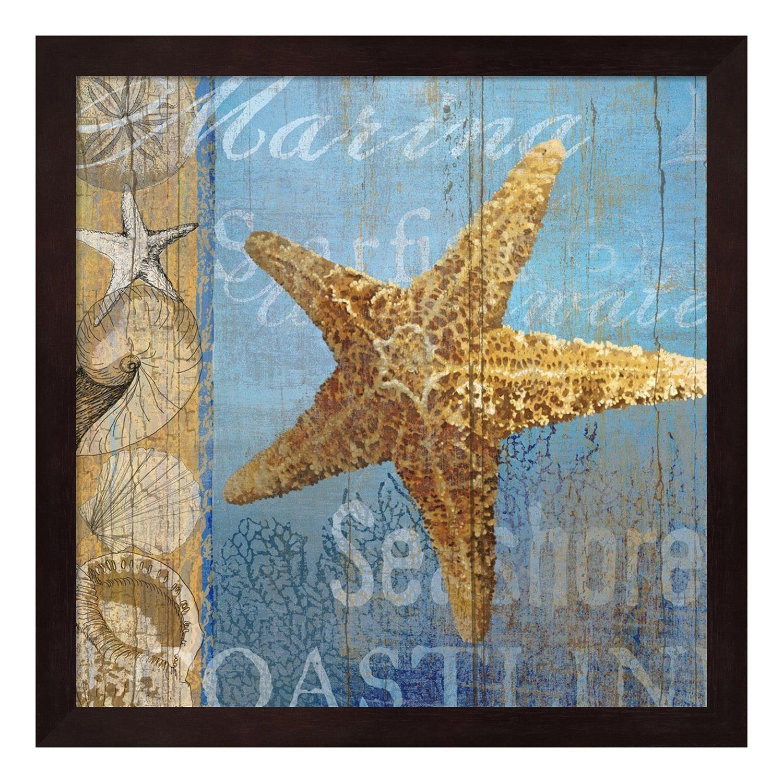 Metaverse Art Starfish Sea Framed Wall Art Starfish Art Metaverse Wall Metaverse Art Framed Wall Art Art Licensing