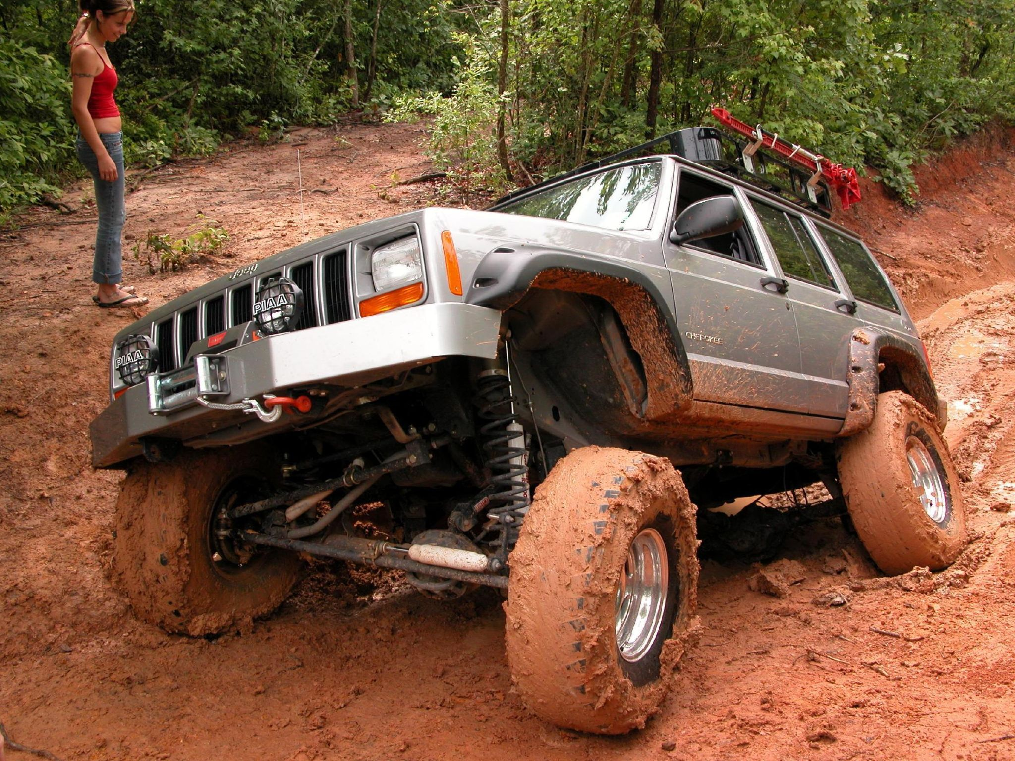 Jeep Cherokee Off Road Jeep Xj Jeep Cherokee Xj Jeep Cherokee