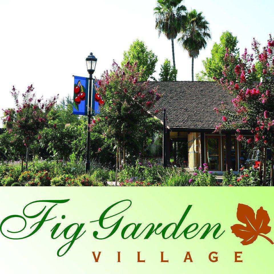 Fig Garden Village One of Fresno's first shopping