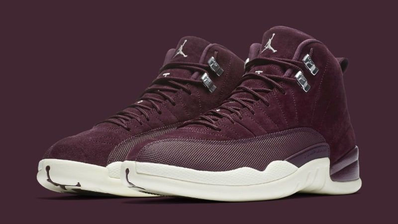 online store 1083f 35fdf ... official store the bordeaux air jordan 12 releases in full family sizing  on october ee3e8 478ca