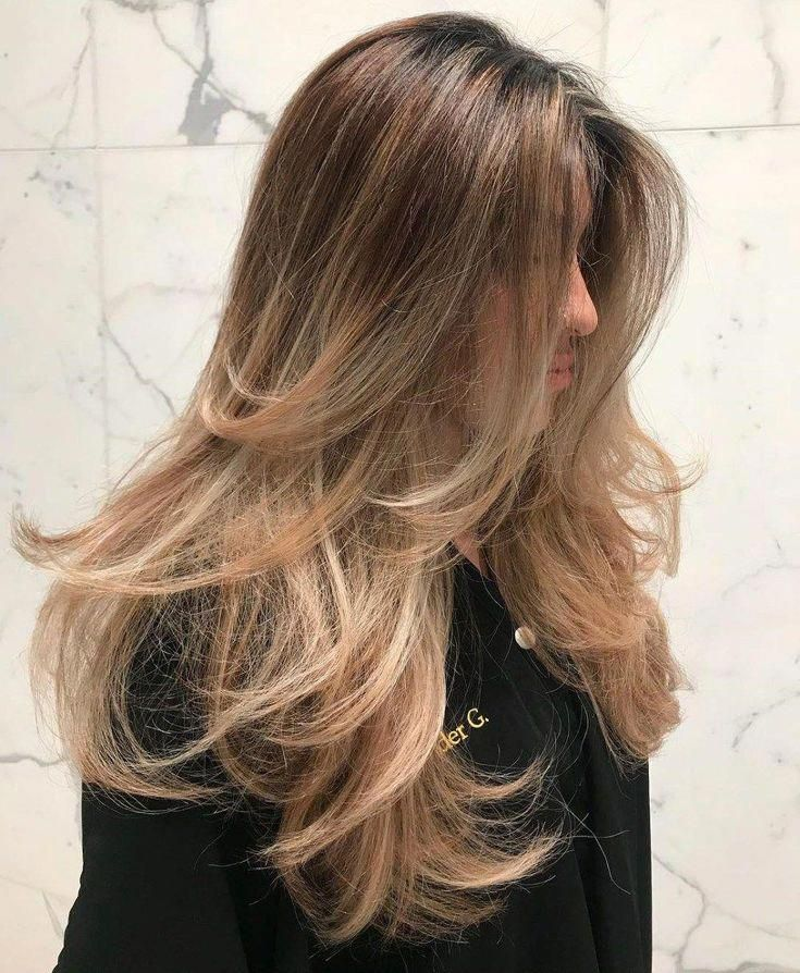 80 Cute Layered Hairstyles and Cuts for Long Hair Gallery