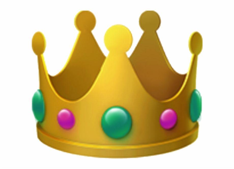 Iphone Crown Emoji Png Emoji Crown Png Apple Emojis