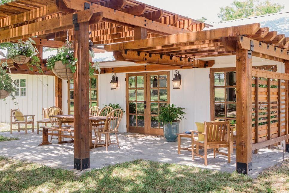 Fixer Upper: A Country Home Fully Reimagined | Farmhouse ... on Farmhouse Yard Ideas id=75803