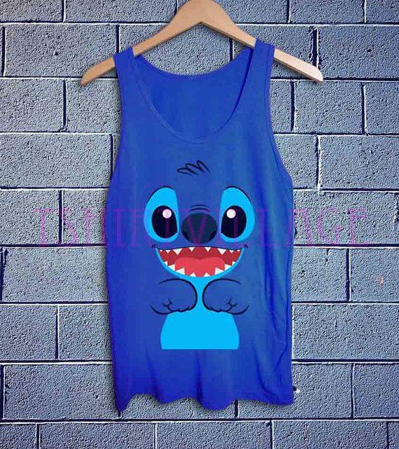 lilo & stitch A Hand Screen ... from shirtpillake on Wanelo