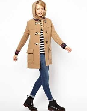 1000  images about coats on Pinterest   Wool Duffle coat and Blazers